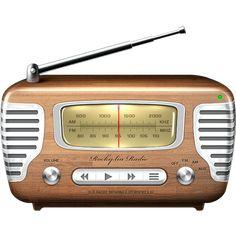 Old radio by hkgood.deviantart.com on @deviantART
