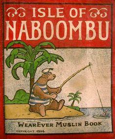 Bedknobs and Broomsticks - Isle of Naboombu #cover #book