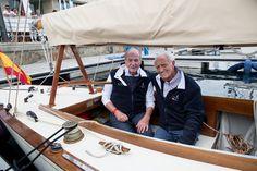 El Rey Juan Carlos regresa en forma | NAUTA360