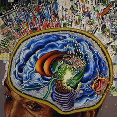 a beautiful mind. {Senghor Reid: Spellbound}