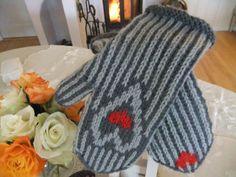 my knitting hobby...pattern by Maria Gustafsson