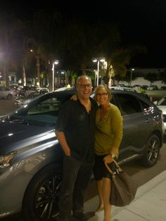 Congrats Terry, for earning his Lexus bonus from Nerium!