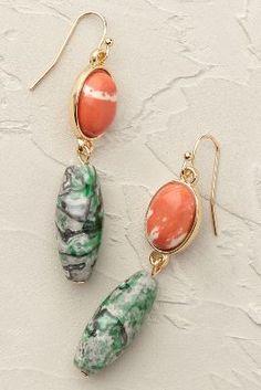 Mykonos Lapis Earrings
