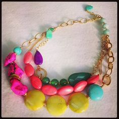 Kirsten Goss necklace - I want this soooo much