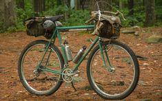 Rivendell Atlantis - Ultraromance, Bikepacking