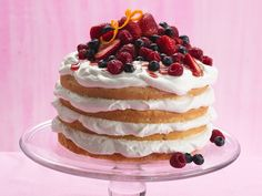 This is so simple yet beautiful.  I could very easily make it gluten free by simply switching out the cake mix!  :-)