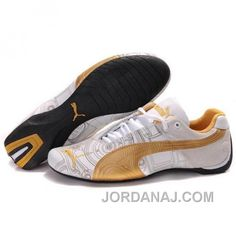 d9382074c66d Puma Generation Sculpture White Golden White Beige
