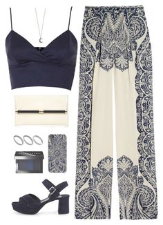 """first thought, best thought"" by the-dreamcatcher ❤ liked on Polyvore featuring Etro, Topshop, Casetify, ASOS, Diane Von Furstenberg, Bobbi Brown Cosmetics and Prada"