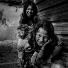 Gipsy Portrait by Jose Ferreira