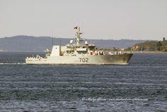 Canadian Naval Ship - HMCS Nanaimo Royal Canadian Navy, Navy Ships, Submarines, Model Ships, Battleship, Armed Forces, Sailing, Aviation, Army
