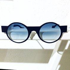 Dreaming the Sun with Michel Henau! #michelhenau #s2b #sunglasses #sun #ss15 #fashion #blue #glasses