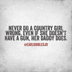 But I do have a gun... Or rather, a few, and you should know I don't miss my target ;)