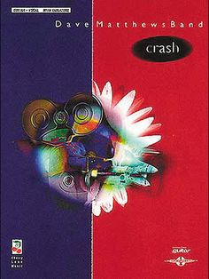 Hal Leonard - Dave Matthews Band Crash Guitar Tab Songbook