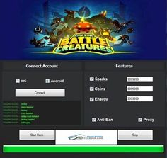 AMAZING BATTLE CREATURES HACK DOWNLOAD http://abiterrion.com/amazing-battle-creatures-hack/