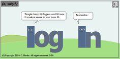 Logarithm Comic (common log and natural log) Teacher Jokes, Math Teacher, Math Classroom, Teaching Math, Future Classroom, Math Puns, Math Memes, Math Humor, Funny Math