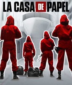 La Casa De Papel-Money Heist (Netflix-April Season thriller created by Alex Pina. A mysterious man, El Profesor, plans a big heist. The ambitious plan; recruiting a gang of 8 people with certain abilities, nothing to lose. Netflix Movies, Movies Online, Movie Tv, Netflix April, Netflix And Chill, Series Movies, Movies And Tv Shows, Tv Series, Streaming Hd