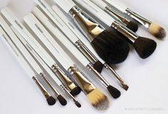 Makeup Withdrawal: Review: Obsessive Compulsive Cosmetics Professional Brushes