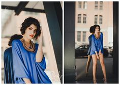 New York City Editorial Photo shoot by Geni Bean of Pink Owl Photography  #nyc #fashion #editorial #meatpackingdistrict