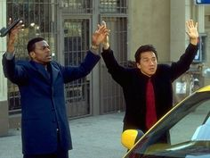 Jackie Chan and Chris Tucker back for Rush Hour 4 Movie Talk, We Movie, Jackie Chan, Chris Tucker, Rush Hour, Tv Episodes, Save The Day, Movie Photo, Action Movies