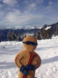 Ah, Christmas on the slopes of Verbier!