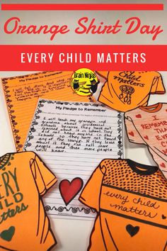 Recognize Orange Shirt Day with these books and ideas that can be easily implemented at your school. Recognize Orange Shirt Day with these books and ideas that can be easily implemented at your school. Aboriginal Education, Indigenous Education, Canadian Social Studies, Teaching Social Studies, Every Child Matters, Interactive Books For Kids, Residential Schools, Canadian History, Orange Shirt