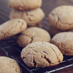 Homemade Ginger Cookies Recipe