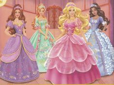 Three Musketeers - barbie-and-the-three-musketeers Photo