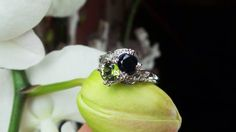 Toi et Moi ring available at David Klass Jewelry.
