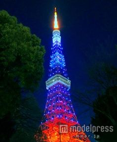 Tokyo Tower, Something Blue, Beautiful Pictures, Pretty Pictures