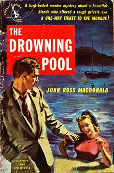 The Drowning Pool by Vintage Cool 2, via Flickr