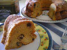 DessertsAbad: Bizcocho de calabaza con arándanos y nueces