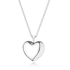 Love Locket Pendant Necklace, Clear CZ | Necklaces with Pendant | PANDORA US