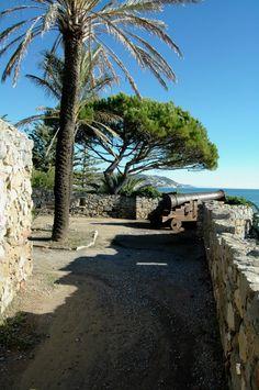 Bordighera, sito del Marabutto