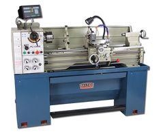 Metal Lathe, Entry Level Metal Lathes PL-1340E | Baileigh Industrial