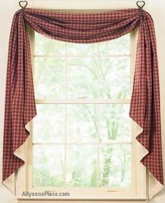 curtain panels,prairie curtains,prairie swag,swag,tier panels,valance,shower curtain,vhc,ihf,park design Page 4