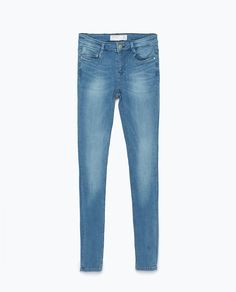 JEGGINGS BODY CURVE-View all-Jeans-WOMAN | ZARA United States Size 0