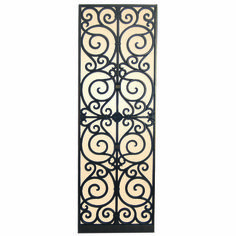 Faux Wrought Iron - Room Dividers & Pass-through