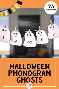 Are you looking for a fun, hands-on way to provide phonogram practice for your students? These Halloween phonics cards will make a great addition to your classroom for phonogram games, displays and October morning work. A great worksheet alternative literacy activity for kindergarten and first grade phonics