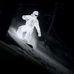 a night-time snowboarding short lights up the last of the winter snow http://youtu.be/aIX3ntiTV-g