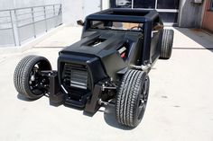 Ideas for my new street rod (More at pinterest.com/gary5mith/ideas-for-my-new-street-rod/) Sbarro Eight Concept