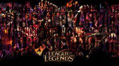 Vídeo Game League Of Legends  Papel de Parede