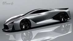 NISSAN CONCEPT 2020 Vision Gran Turismo, maybe an inspiration for the next GTR.