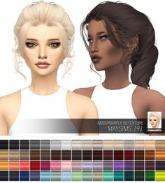 Miss Paraply: Maysims 141: Solids • Sims 4 Downloads