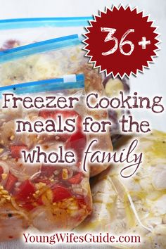 Freezer cooking is o