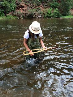Trout Fishing Sticker Fly Fishing Roaring Fork Frying Pan River Aspen Colorado