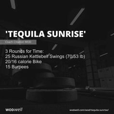 Russian Kettlebell Swing, Kettlebell Swings, Emom Workout, Abs Workout Routines, Assault Bike Workout, Crossfit Workouts At Home, Tequila Sunrise, Crossfit Pregnancy, Crossfit Baby