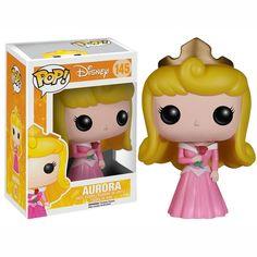 Disney Sleeping Beauty POP Aurora Vinyl Figure