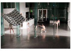 Museion. Bolzano Danza - Luca Trevisani, Luglio 2014. Photo by Claudia Corrent
