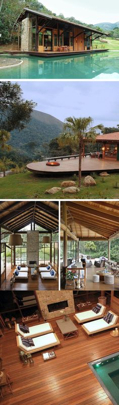 House in Itaipava, Brazil,  by Cadas Architecture