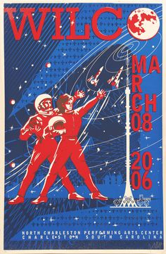 Wilco space men